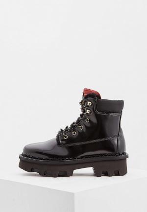 Ботинки Barracuda BA056AWCATP3. Цвет: черный