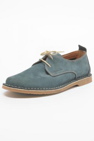 Туфли Friendly. Цвет: синий