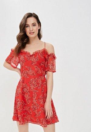 Платье Gaudi. Цвет: розовый