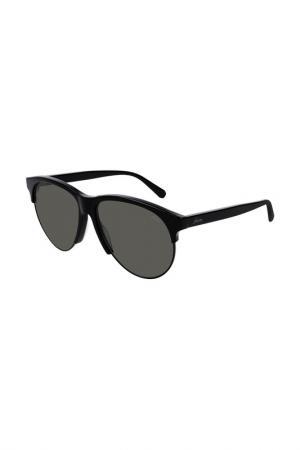Очки солнцезащитные Brioni. Цвет: 001