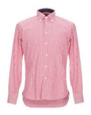 Pубашка BRANCACCIO. Цвет: красный