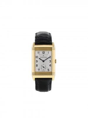 Наручные часы Reverso 1990-х годов Jaeger-LeCoultre. Цвет: белый
