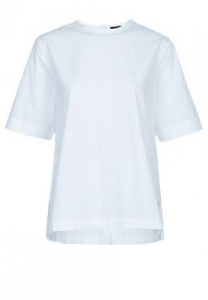 Рубашка JOSEPH. Цвет: белый