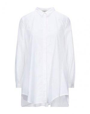 Pубашка B.YU. Цвет: белый