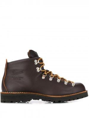 Ботинки Mountain Light Danner. Цвет: коричневый