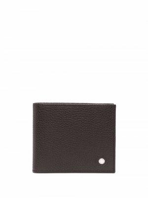 Складной кошелек Orciani. Цвет: коричневый