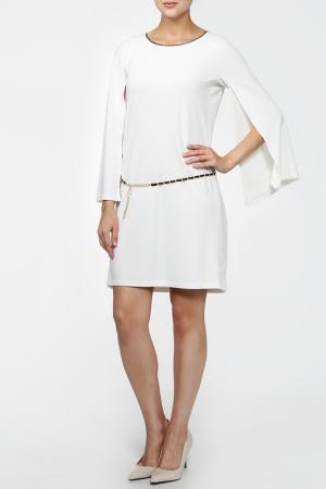 Платье Jus d'Orange. Цвет: белый
