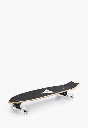 Скейтборд Termit 33. Цвет: черный