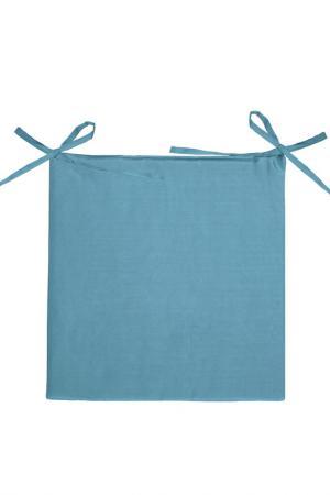 Сидушка декоративная PIKAMO. Цвет: голубой