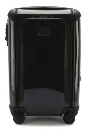 Дорожный чемодан Tegra-Lite Tumi. Цвет: чёрный