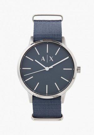 Часы Armani Exchange AX2712. Цвет: синий