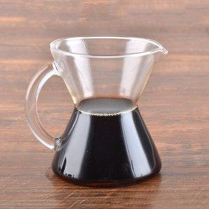 Стеклянная кофеварка с ручкой SHEIN