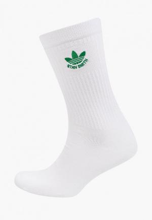 Носки adidas Originals STAN T RSOCK 1P. Цвет: белый