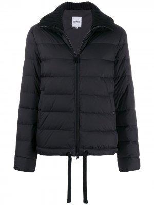 Куртка-пуховик на молнии Aspesi. Цвет: черный