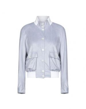 Куртка YOON. Цвет: сиреневый