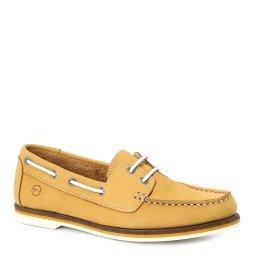 Топсайдеры 1-1-23616-24 коричнево-желтый TAMARIS