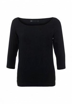 Блуза House HO647EWATR13. Цвет: черный