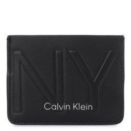 Холдер д/кредитных карт K50K505315 черный CALVIN KLEIN