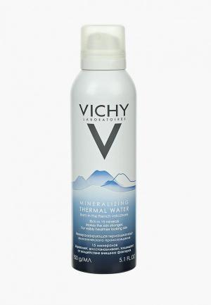 Спрей для лица Vichy минерализирующий, 150 мл. Цвет: прозрачный
