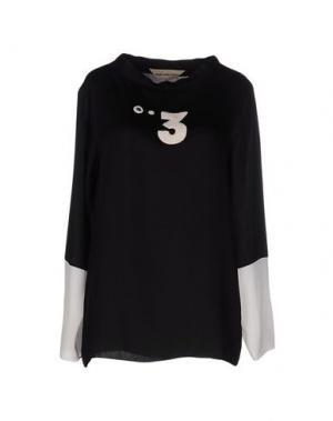 Блузка COAST WEBER & AHAUS. Цвет: черный