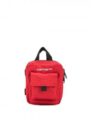 Кошелек Payton Carhartt WIP. Цвет: красный