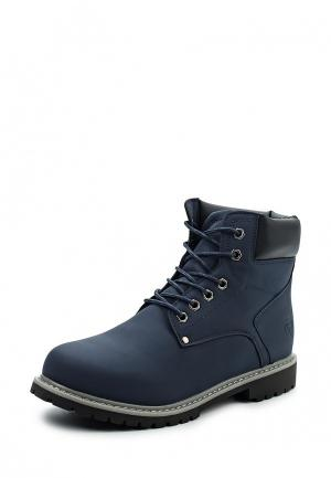 Ботинки Reflex. Цвет: синий