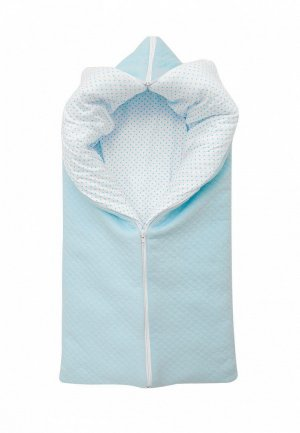 Конверт Baby Nice 75х37,5 см.. Цвет: голубой