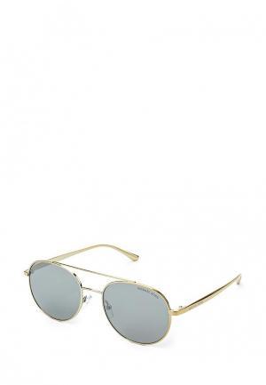 Очки солнцезащитные Michael Kors MK1021 11686G. Цвет: золотой