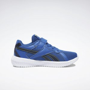 Кроссовки Flexagon Energy 2 Alt Reebok. Цвет: vector blue / bright yellow / vector navy