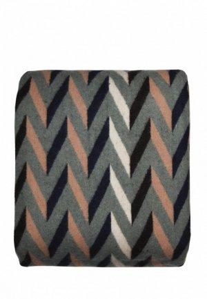 Одеяло 2-спальное Arloni. Цвет: серый