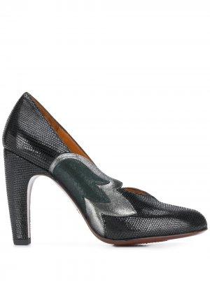 Туфли Ganeta с заостренным носком Chie Mihara. Цвет: черный