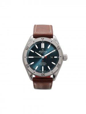 Наручные часы Alpiner 4 44 мм Alpina. Цвет: blue