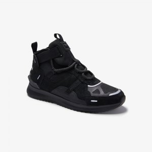 Сапоги и ботинки RUN BREAKER 0320 1 SFA Lacoste. Цвет: черный