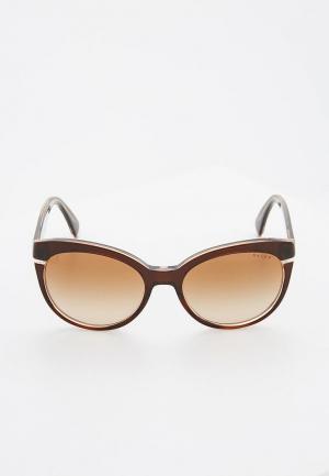 Очки солнцезащитные Ralph Lauren RA5238 169713. Цвет: коричневый