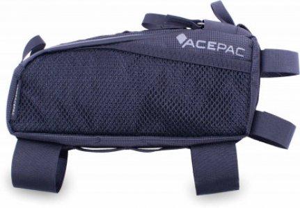 Сумка на велосипед ACEPAC. Цвет: фиолетовый