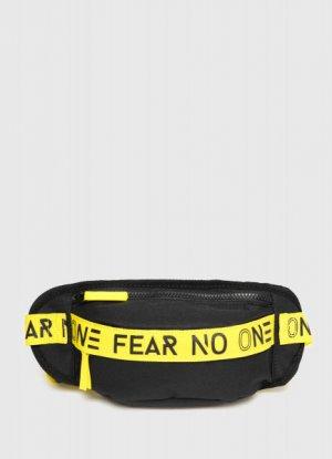 Поясная сумка для мальчиков O`Stin. Цвет: черный