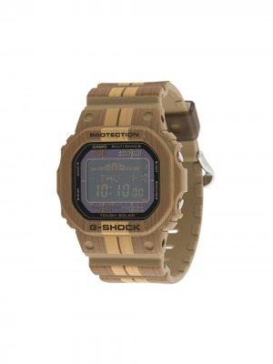 Наручные часы GW-X5600WB5-ER G-Shock. Цвет: коричневый