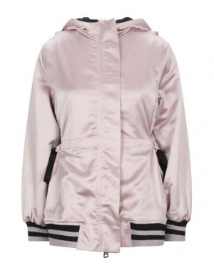 Куртка JIJIL. Цвет: светло-розовый