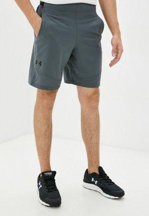 Шорты спортивные Under Armour Vanish Woven Shorts. Цвет: серый
