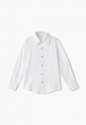 Рубашка Tforma. Цвет: белый