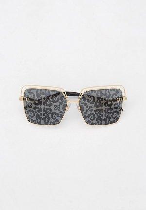 Очки солнцезащитные Dolce&Gabbana DG2268 02/P. Цвет: золотой