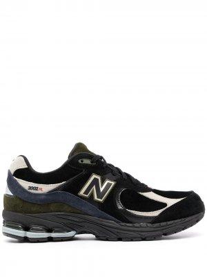 Кроссовки 2002R New Balance. Цвет: черный