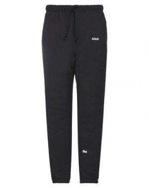 Повседневные брюки ALIFE. Цвет: черный