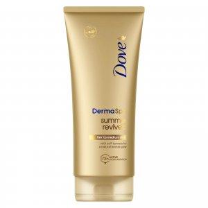 Восстанавливающий лосьон для тела кожи светлых и средних тонов Dove DermaSpa Summer Revived (200 мл)