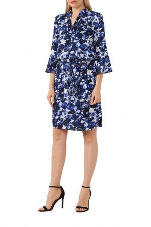 Платье LAUREN RALPH. Цвет: комбинированный