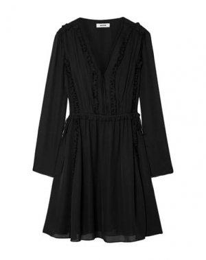 Короткое платье JASON WU. Цвет: черный