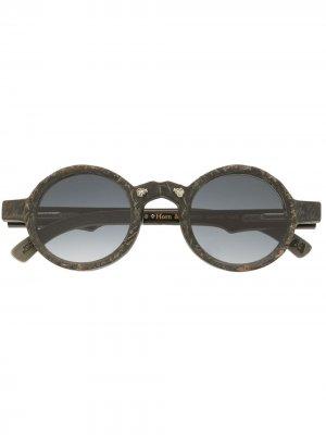 Солнцезащитные очки RG0130 Rigards. Цвет: черный