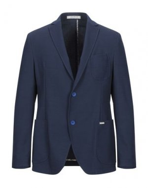 Пиджак GIACCHE'. Цвет: темно-синий