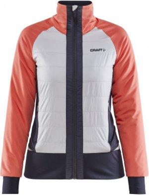 Куртка утепленная женская Storm Insulate, размер 42-44 Craft. Цвет: красный