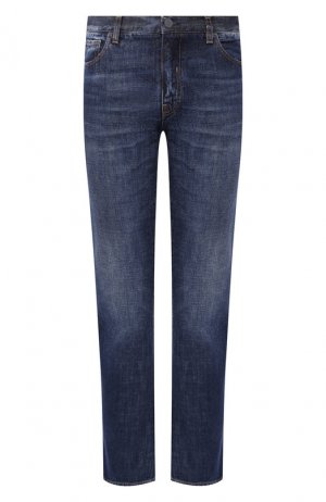 Джинсы 2 Men Jeans. Цвет: синий